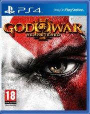 god of war iii (3) (remastered) - PS4