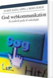 god webkommunikation - bog