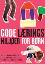 gode læringsmiljøer for børn - bog