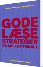 gode læsestrategier for mellemtrinnet - bog