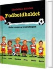 fodboldholdet 1 - gode venner og et straffespark - bog