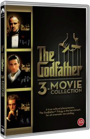 the godfather - the coppola restoration boks - 100 years collection - DVD