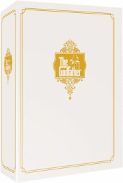 the godfather 1-3 trilogi - 40 års jubilæum - DVD