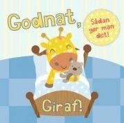 godnat, giraf - bog