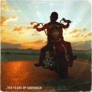 godsmack - good times, bad times-ten years of godsmack - cd