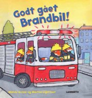 godt gået brandbil! - bog