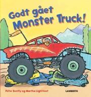 godt gået monster truck! - bog