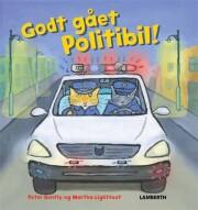 godt gået politibil! - bog