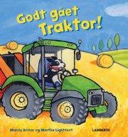godt gået traktor! - bog