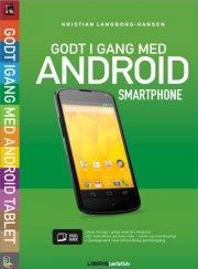 godt i gang med android smartphone - bog