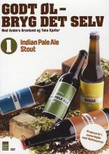 godt øl - bryg det selv - DVD