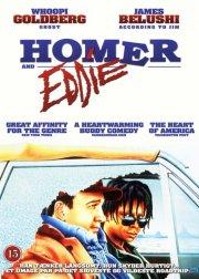 godt op at køre // homer and eddie - DVD