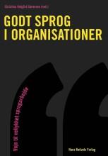 godt sprog i organisationer - bog