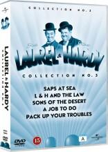 gøg og gokke boks - vol. 3 - DVD