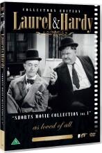 gøg og gokke - shorts movie collection - vol. 1 - DVD