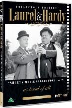 gøg og gokke - shorts movie collection - vol. 2 - DVD
