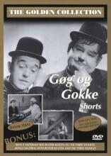shorts - gøg og gokke - DVD
