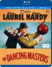 gøg og gokke - som danselærere  - Blu-Ray + Dvd