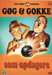 laurel and hardy - the big noise / gøg og gokke - som opdagere - DVD