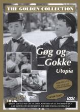 utopia / atoll k - gøg og gokke - DVD