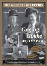 way out west - gøg og gokke - DVD