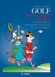 golf med glimt i øjet - bog