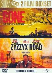 gone // zyzzyx road - DVD