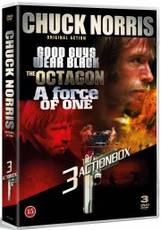 the octagon // good guys wear black // a force of one - DVD