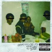 kendrick lamar - good kid m.a.d.d. city - cd