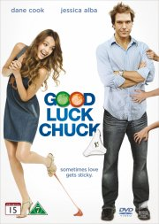 good luck chuck - DVD