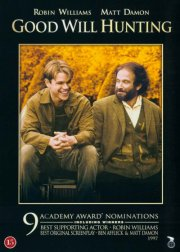 good will hunting - DVD