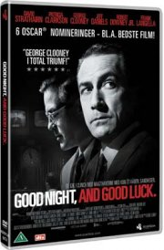 goodnight and good luck - DVD