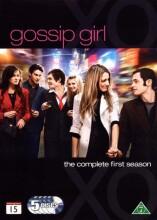 gossip girl - sæson 1 - DVD