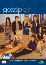 gossip girl - sæson 3 - DVD