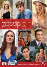 gossip girl - sæson 4 - DVD