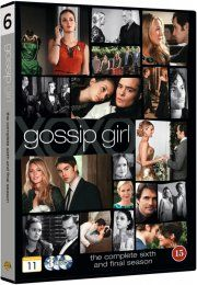 gossip girl - season 6 - DVD