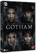 gotham - sæson 1 - DVD