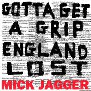 mick jagger - gotta getta grip / england lost - Vinyl / LP