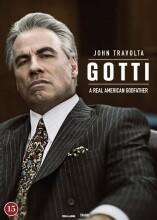 gotti - the movie - 2018 - DVD