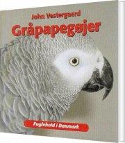 gråpapegøjer - bog