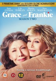 grace and frankie - sæson 2 - DVD