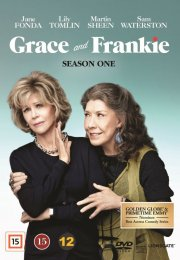 grace and frankie - sæson 1 - DVD