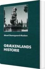 grækenlands historie - bog