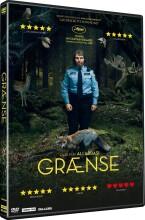 grænse / gräns - svensk film - DVD