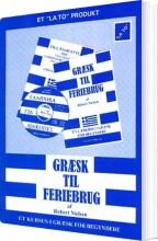 græsk til feriebrug - bog