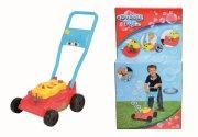 legetøjs græsslåmaskine der blæser sæbebobler - Udendørs Leg