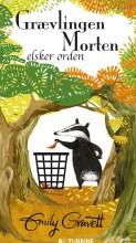 grævlingen morten elsker orden - bog