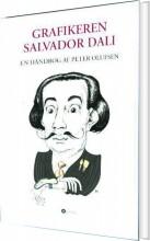 grafikeren salvador dali - bog