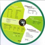 gram disc, engelsk, 25 stk - bog