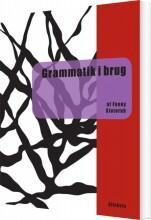 grammatik i brug - bog